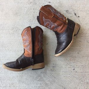 Other - Toddlers Cowboy Boots